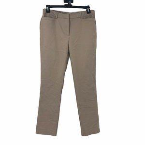 Dana Buchman Womens  Straight Leg Pants Size 10